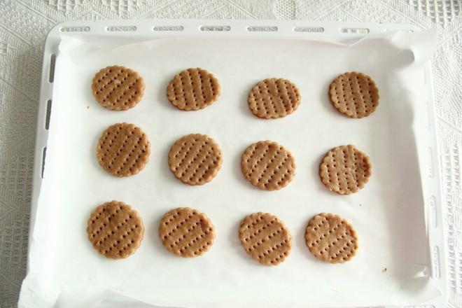 操作简单的全麦消化饼干怎么炒
