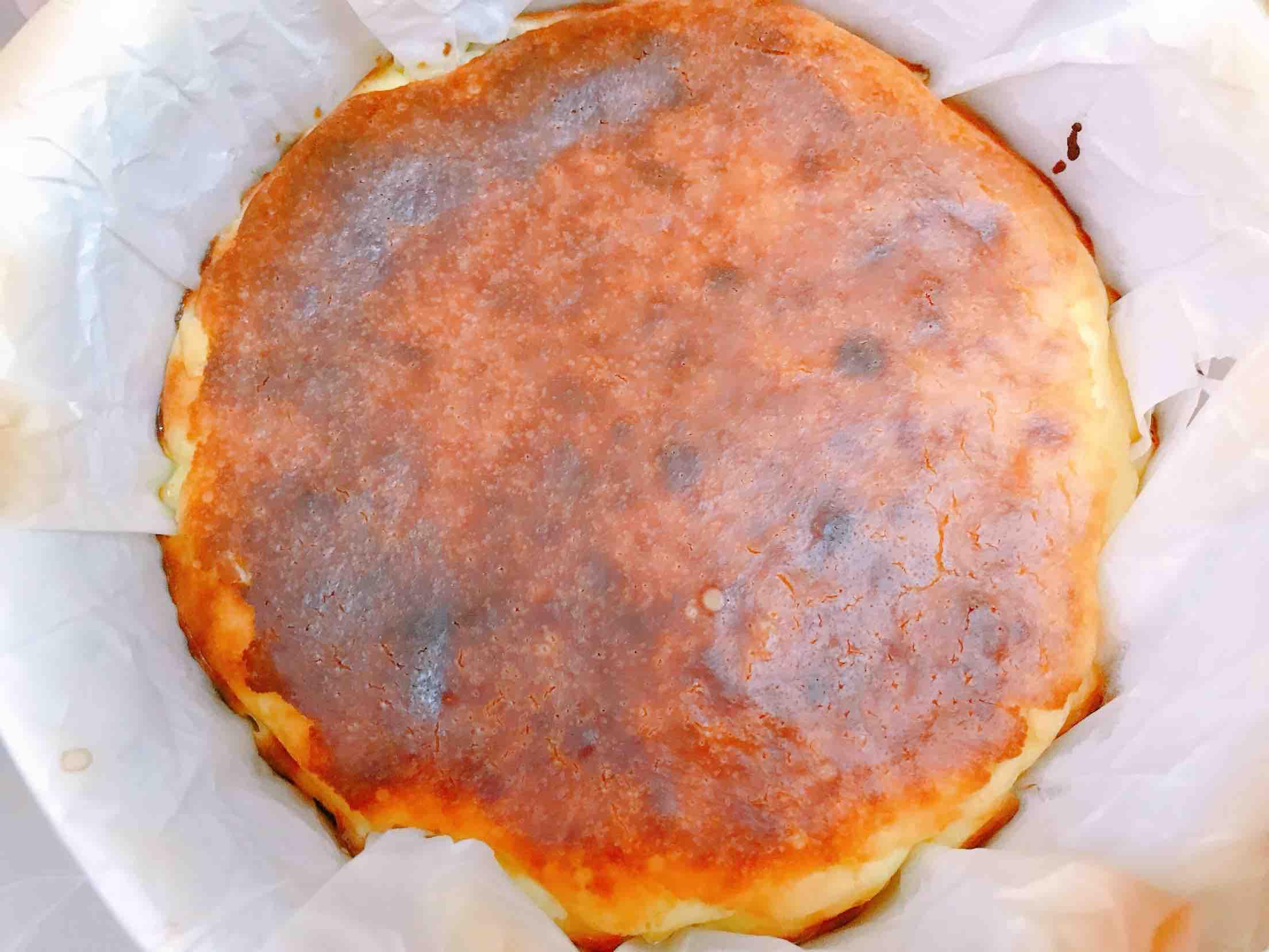 巴斯克烧焦芝士蛋糕怎么炒