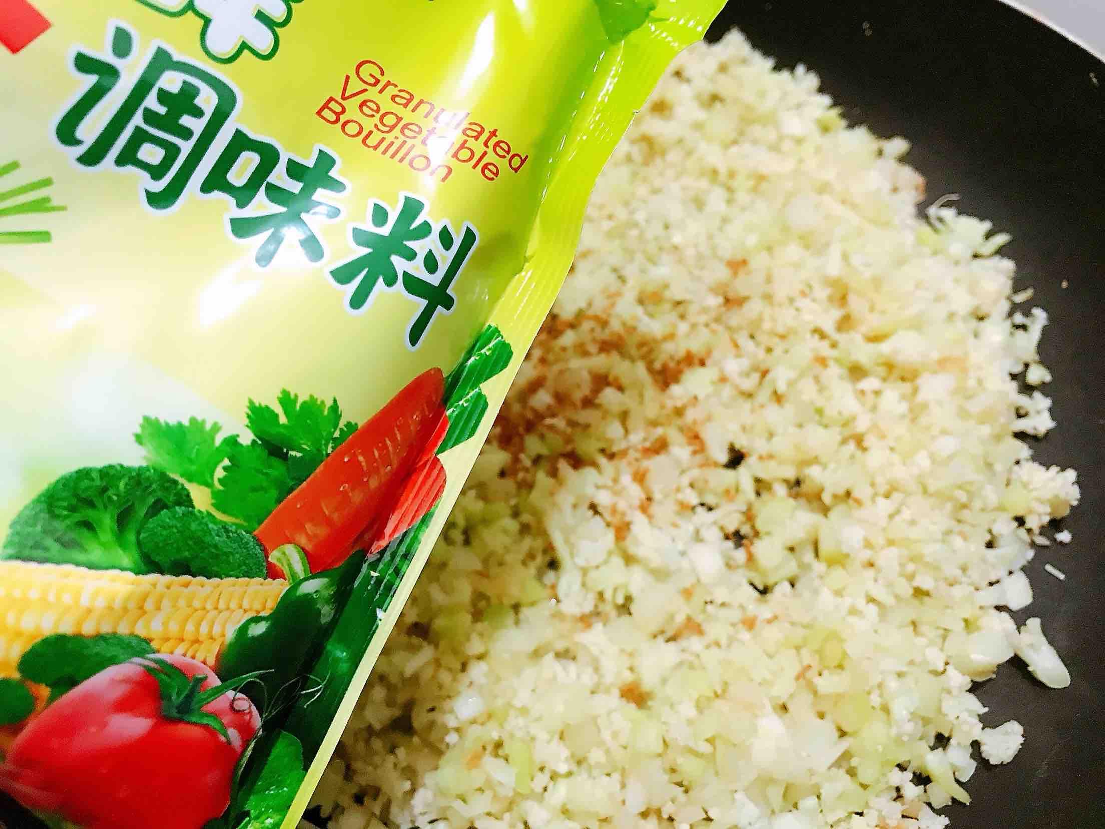 无米炒饭怎么炒