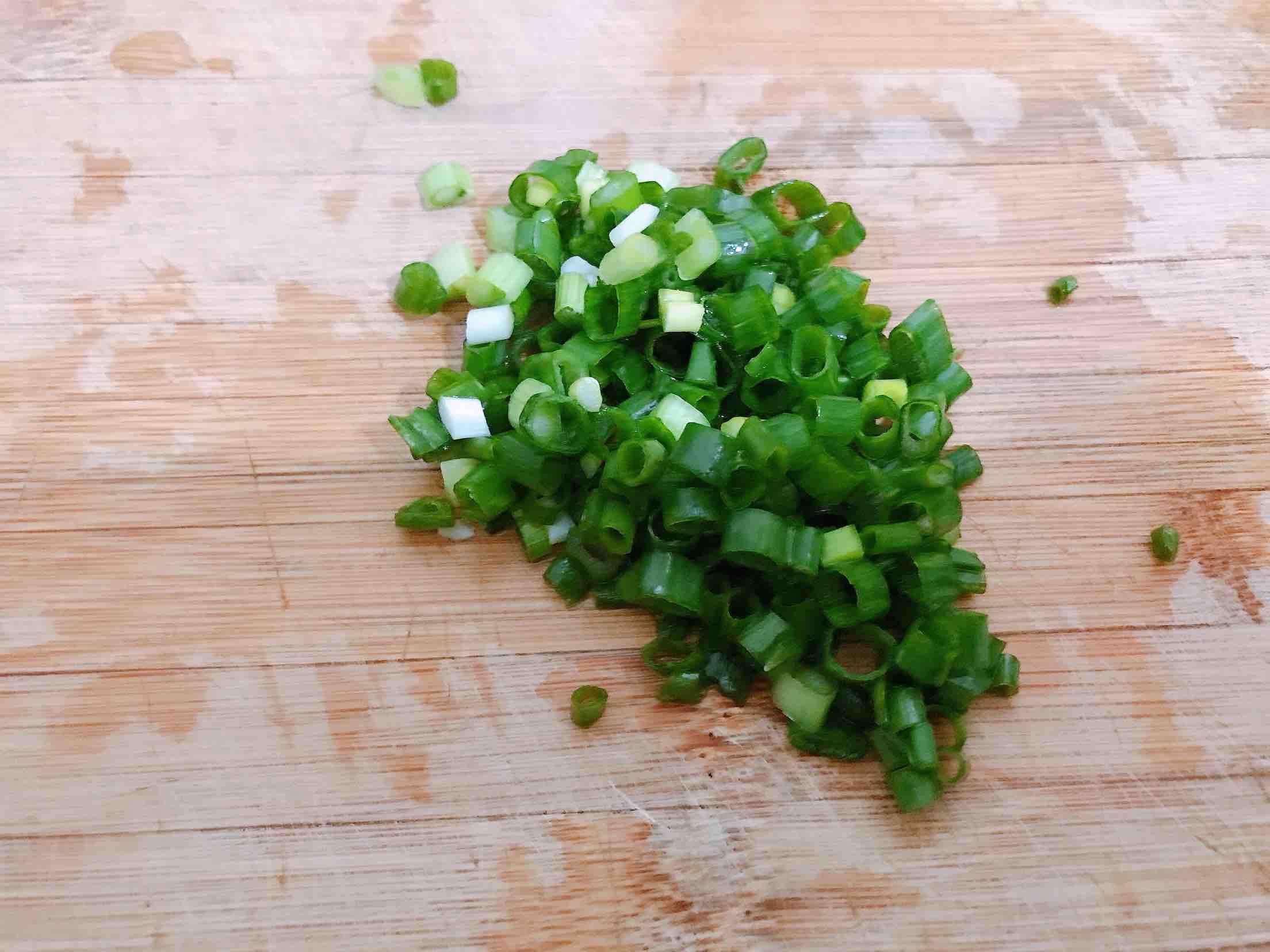花生酱青菜糙米炒饭的做法大全