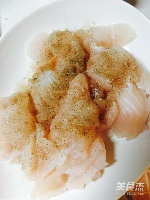 茄汁龙利鱼的做法图解