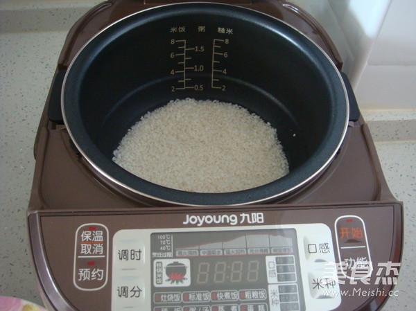 七彩米饭的做法大全
