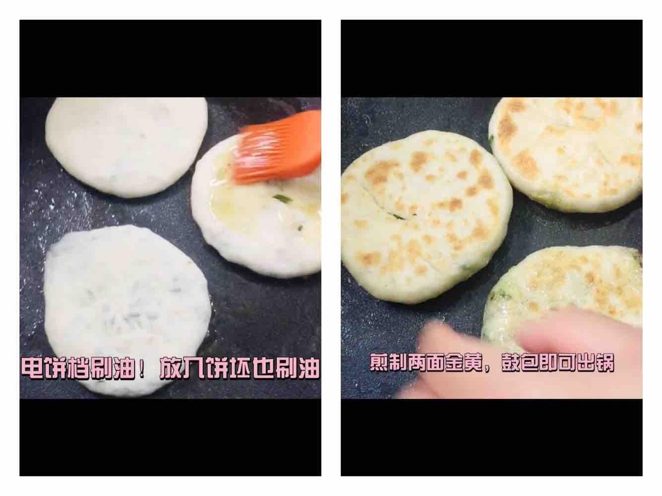 这样做菜合!凉了也不硬!韭菜鸡蛋粉条菜合怎么吃