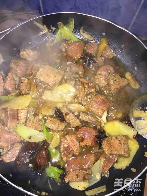 牛肉火锅的简单做法