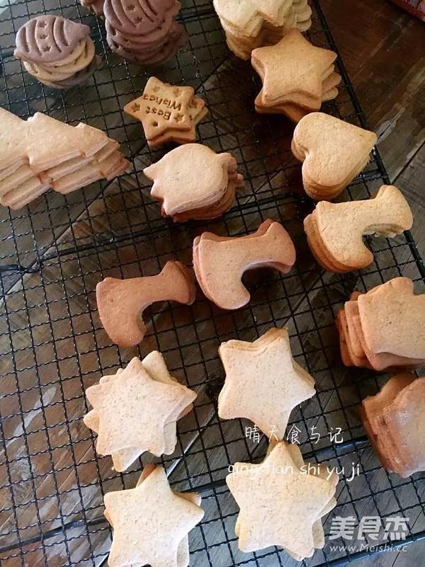 圣诞糖霜饼干开启欢乐圣诞之旅!怎么煮