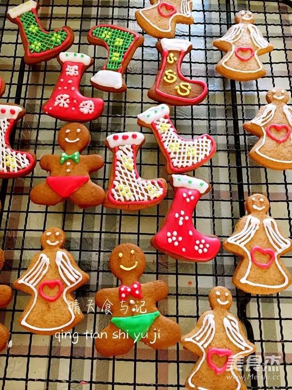 圣诞糖霜饼干开启欢乐圣诞之旅!怎样做