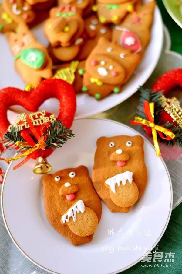 圣诞糖霜饼干开启欢乐圣诞之旅!怎样煮