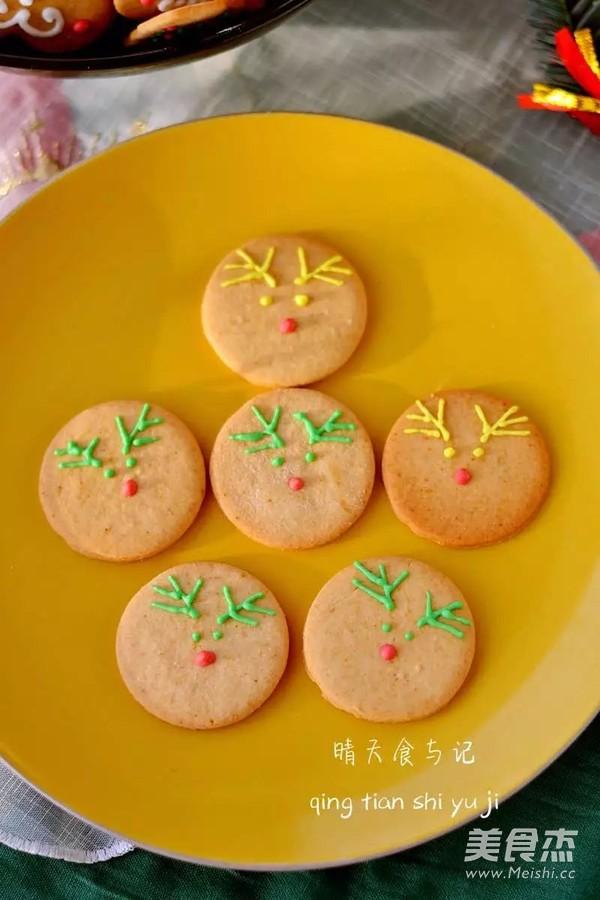 圣诞糖霜饼干开启欢乐圣诞之旅!的制作大全