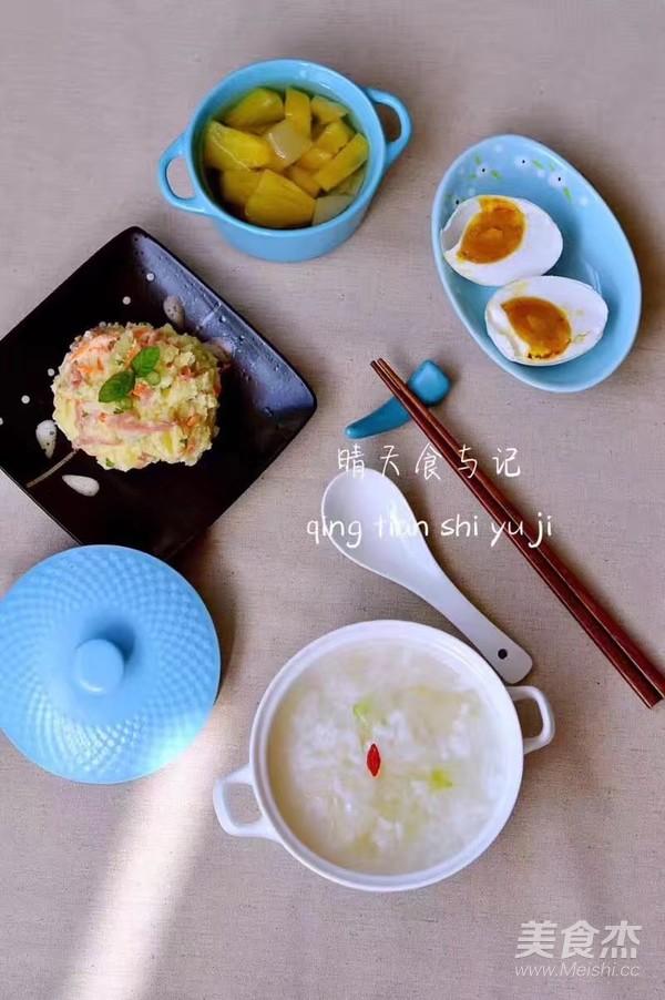 爱心早餐100道!的步骤