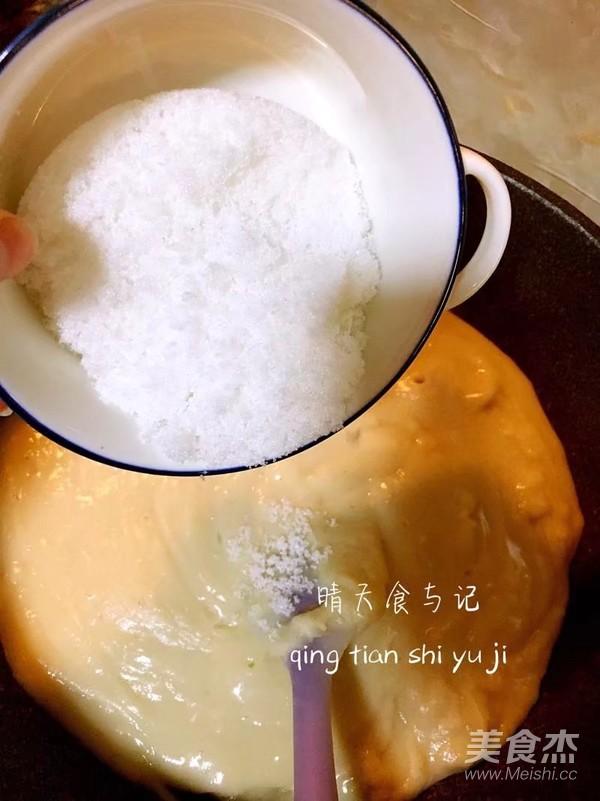 中西合璧的蔓越莓莲蓉月饼!的简单做法