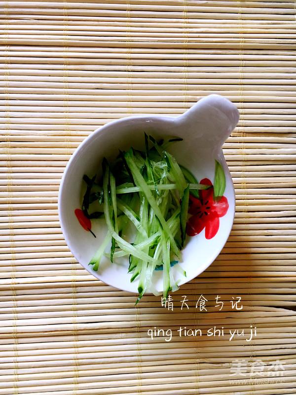 清新鲜美明太子绿茶饭!的家常做法