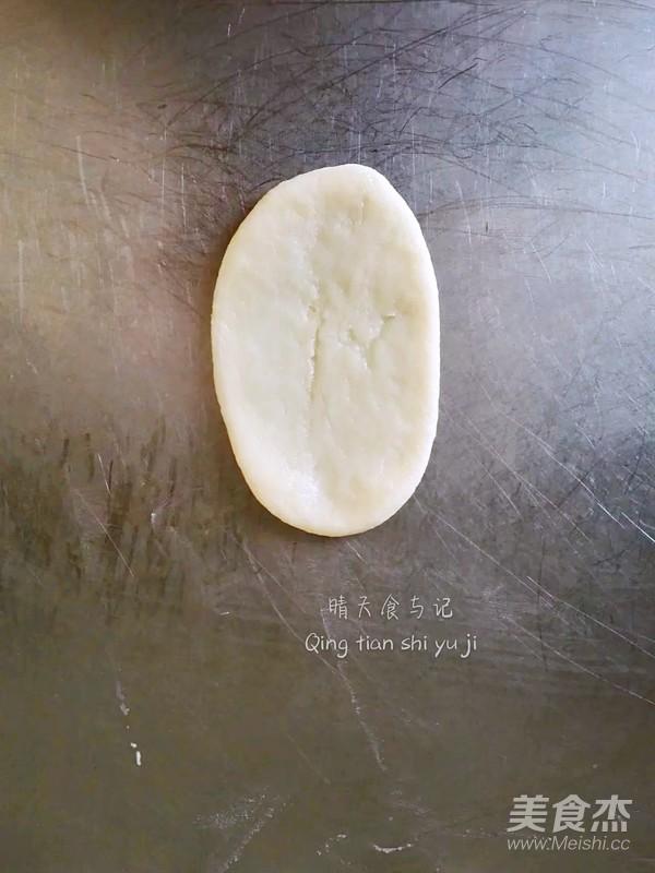 超详细步骤教你做香甜肉松饼!的制作