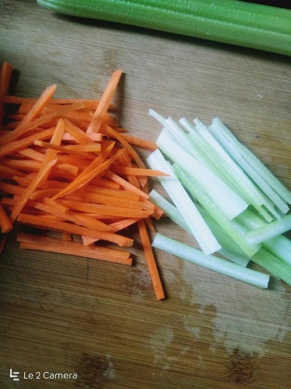 炒绿豆芽的做法图解