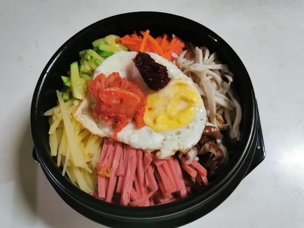 石锅拌饭怎么煮