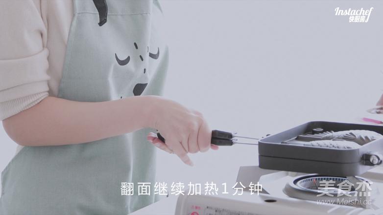 [快厨房] 红豆夹心鲷鱼烧的制作方法