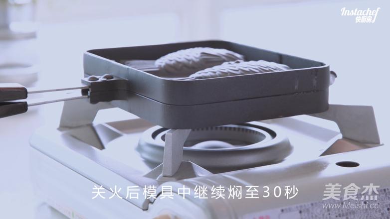 [快厨房] 红豆夹心鲷鱼烧的做法大全