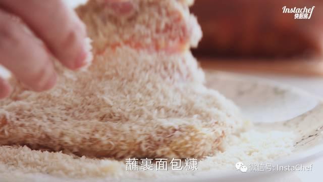 炸猪排咖喱饭的制作