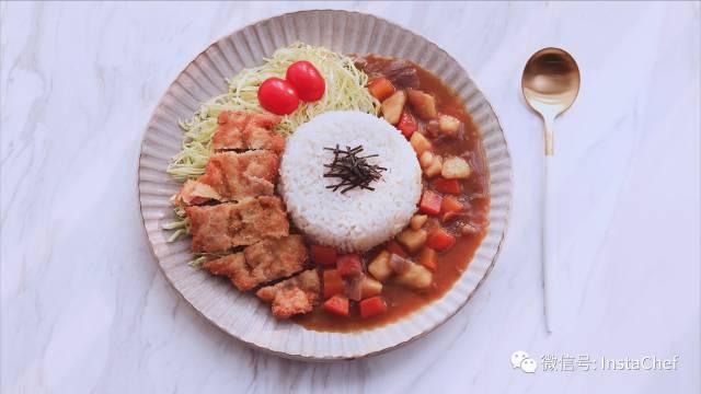 炸猪排咖喱饭的做法大全