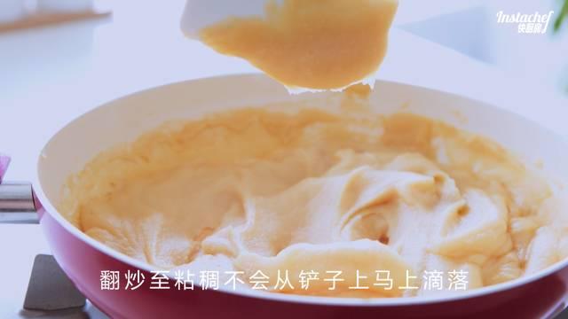 老北京小吃豌豆黄怎么炒