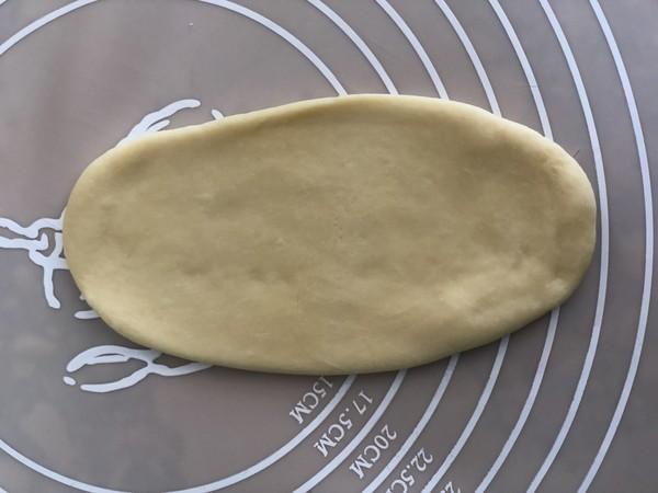 一次性发酵纯奶排包的步骤