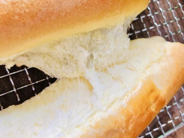一次性发酵纯奶排包成品图