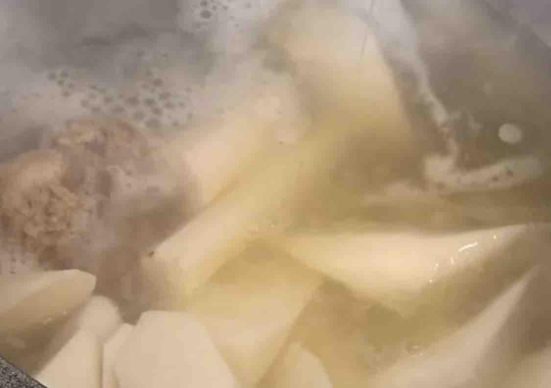 山药骨头汤怎么吃