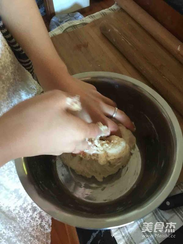 美味豆沙包的做法图解