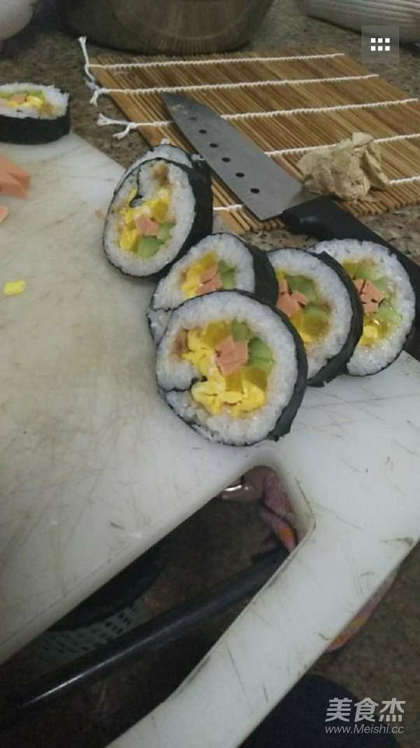 寿司成品图
