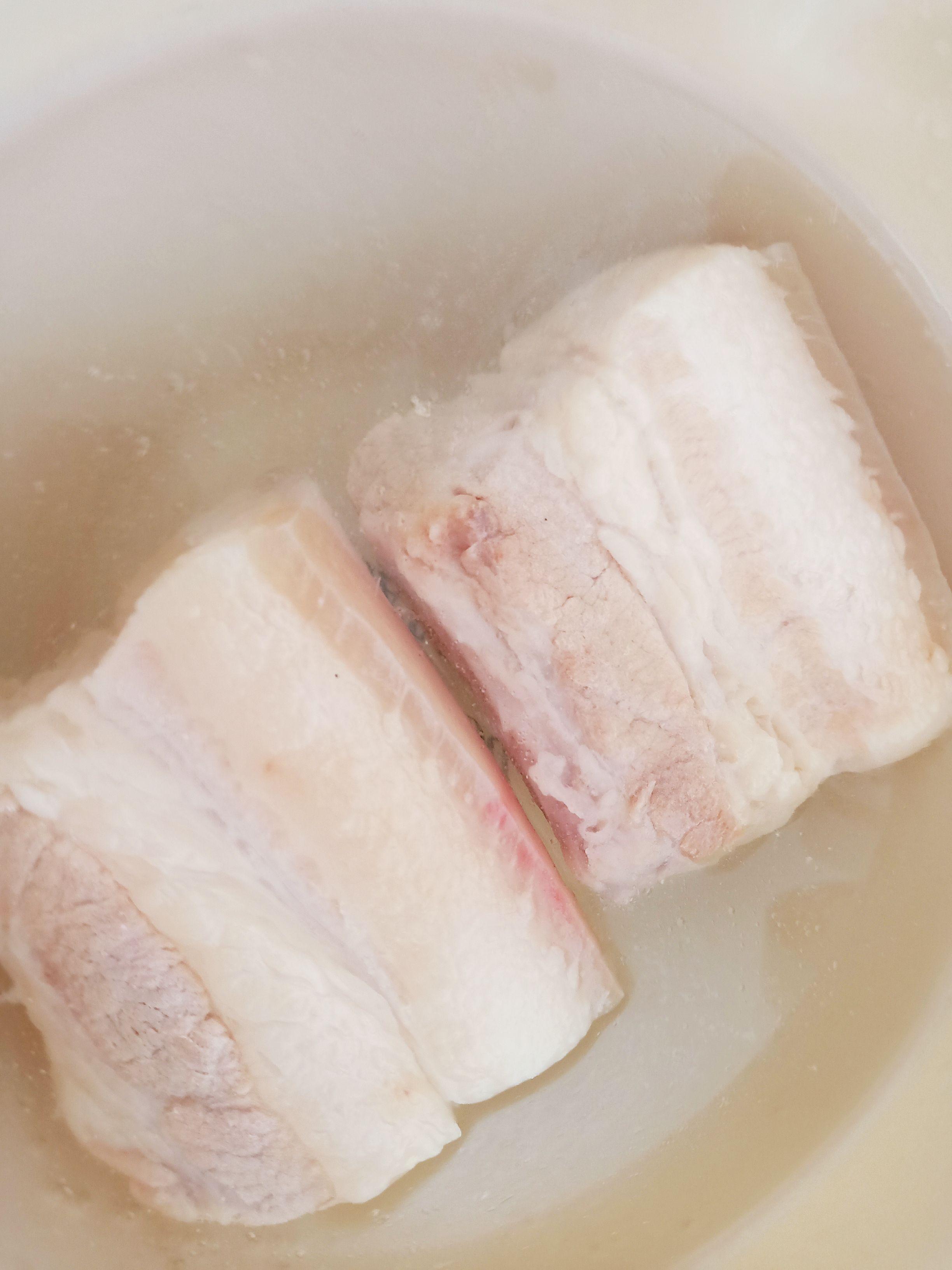 蒜苗回锅肉怎么炖