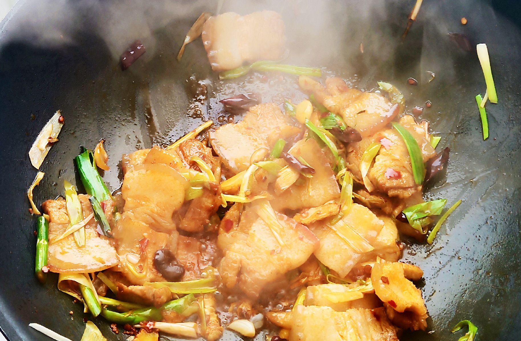 蒜苗回锅肉怎样煮