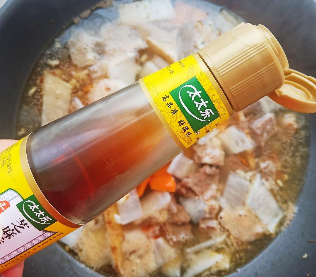 鲜香牛肉汤怎样炒