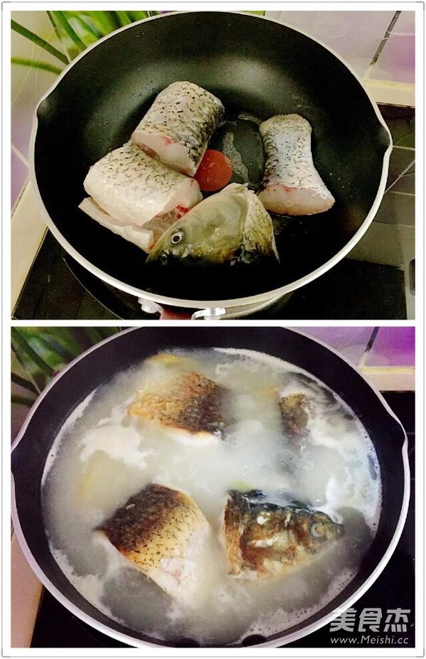 奶白鲫鱼豆腐汤的简单做法