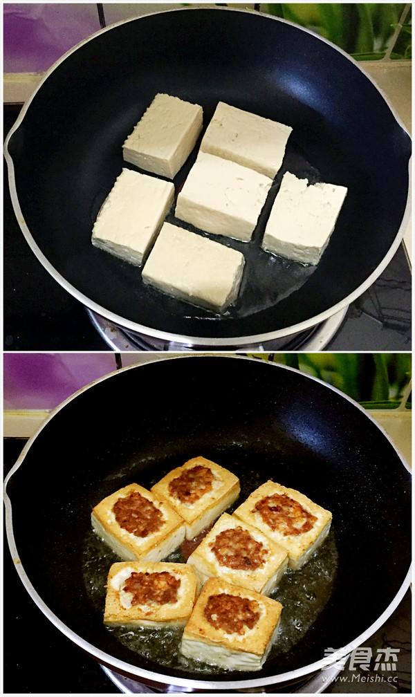 酿豆腐怎么吃