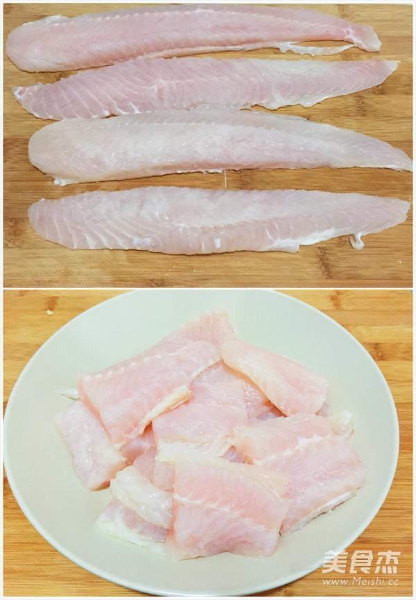 蒜汁龙利鱼的做法图解