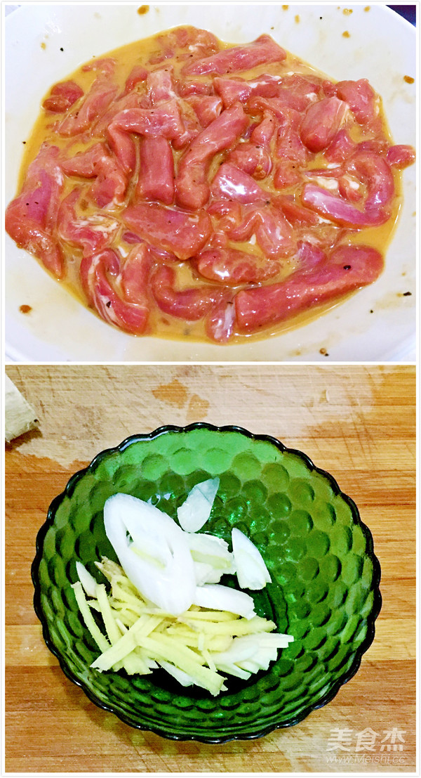 黑胡椒猪柳怎么吃