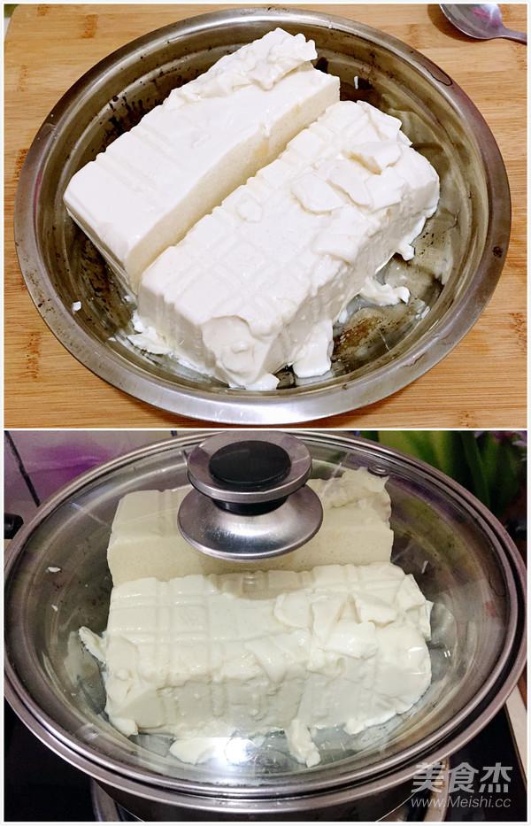 家庭版豆腐脑的家常做法
