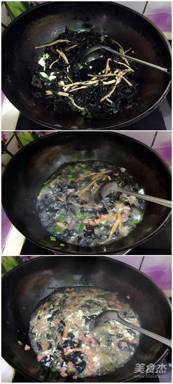 家庭版豆腐脑怎么吃