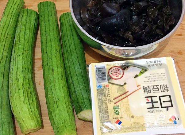 丝瓜炖豆腐的做法大全