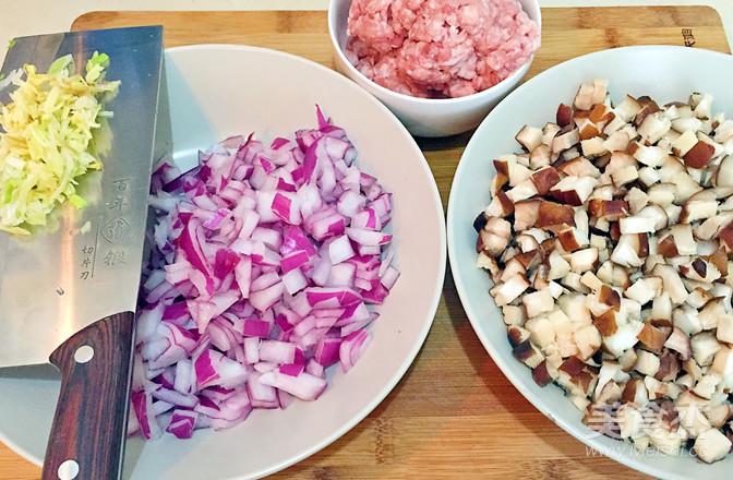 自制香菇肉末酱的做法大全