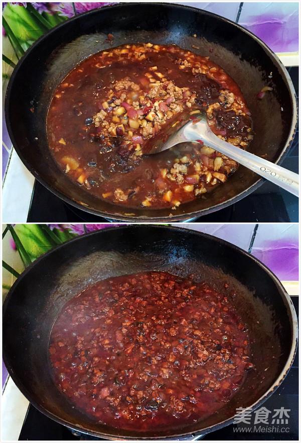 自制香菇肉末酱怎么做
