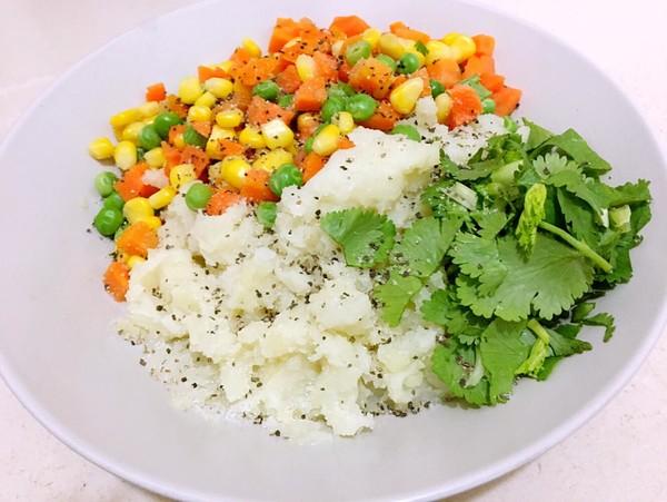 田园土豆泥的简单做法
