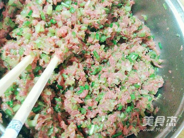 芹菜牛肉馅饺子的做法大全