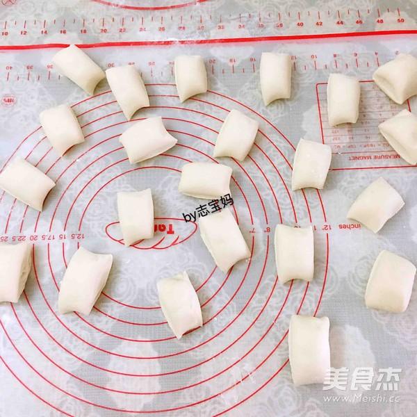 奶黄包的简单做法