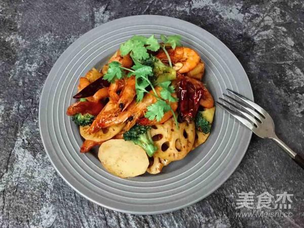 海鲜麻辣香锅怎样做