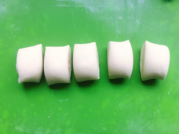炼乳刀切馒头怎么做