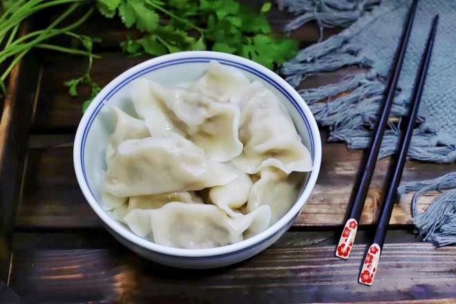 芹菜猪肉馅水饺怎样煮