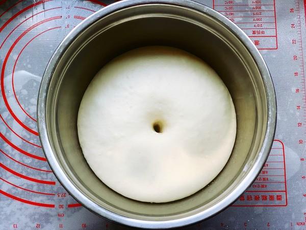 红糖芝麻发面饼的做法图解