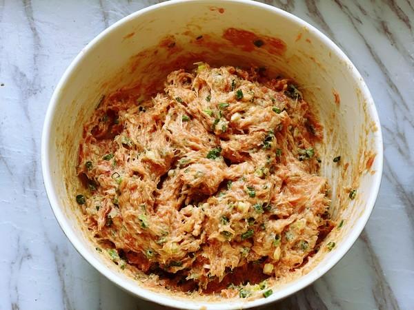 香葱猪肉生煎包的做法大全