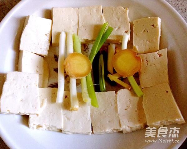 豆腐香菇蒸鲷鱼怎么吃