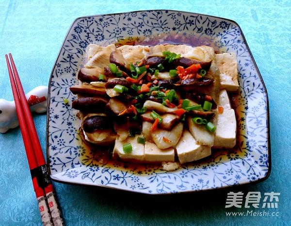豆腐香菇蒸鲷鱼怎么煸